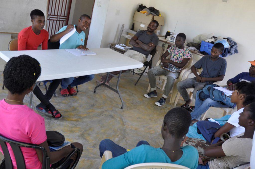 Planting Life Haiti Agriculture Bursary Program