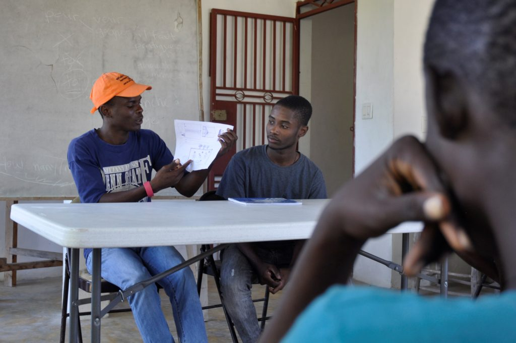 Agriculture Bursary Program Haiti