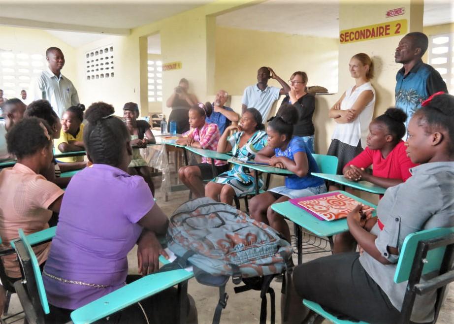 Haiti Teacher Professional Development
